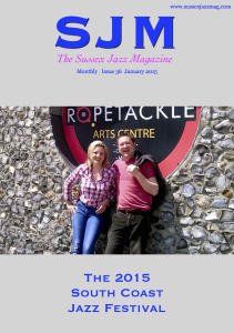 The Sussex Jazz Magazine 036